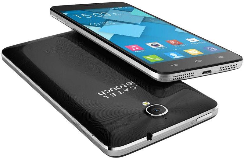 Alcatel, Alcatel OneTouch Plus 2, Camera-centric, selfie