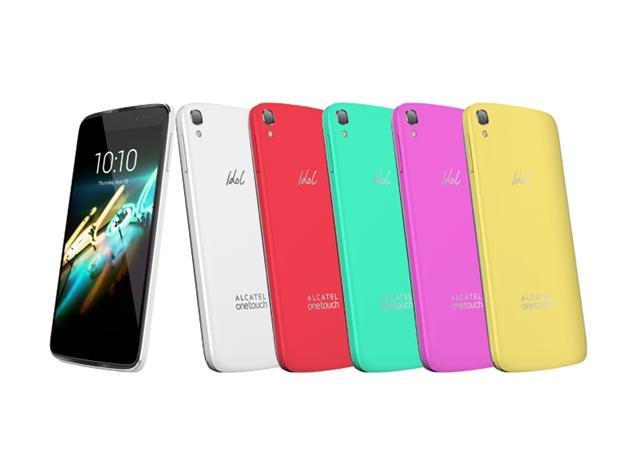 alcatel onetouch idol 3c unveiled, specifications