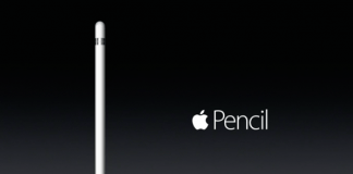 apple pencil iPhone 8