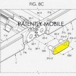 foldable samsung smartphone patent image