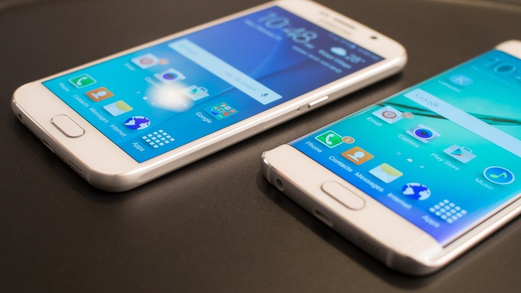 samsung galaxy s6, s6 edge, software update, video calling, t-mobile