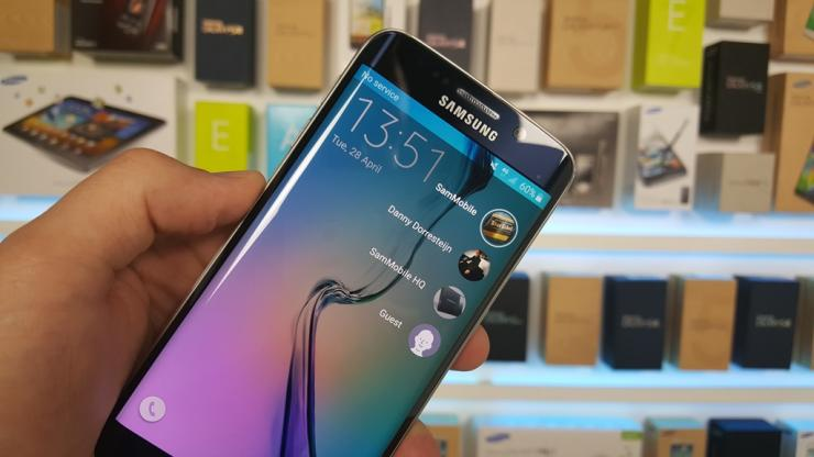 Android 5.1.1 Lollipop, Samsung Galaxy S6, Samsung Galaxy S6 Edge, update