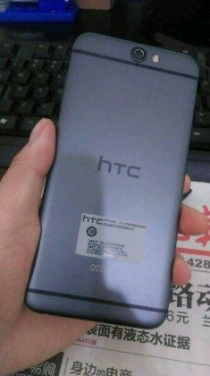 htc one a9 leaked images