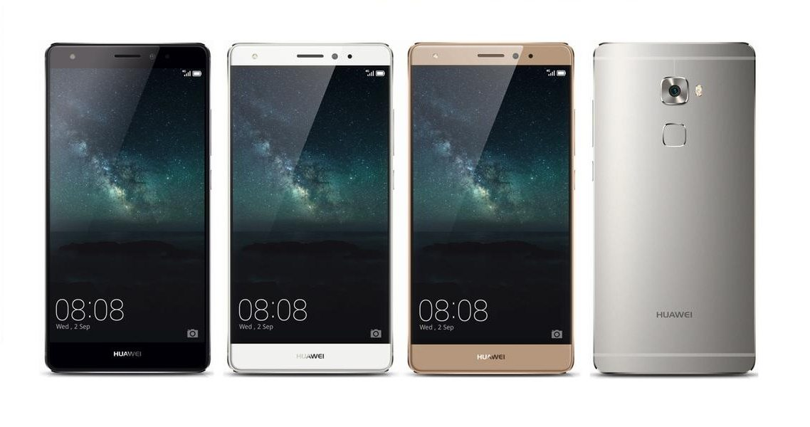 huawei mate s possible range of colours