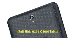 iBall, iBall 6351-Q400i, tablet