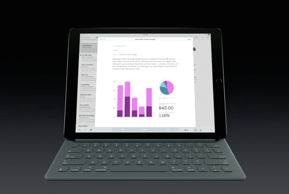 ipad pro, smart keyboard