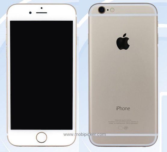 iphone 6s, tenaa, specs, leaks