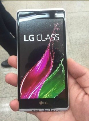 lg class hands-on pictures, images, leaked