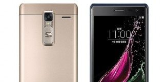 LG Class, Metallic, Android Lollipop 5.1.1, Asian, South Korea, Released