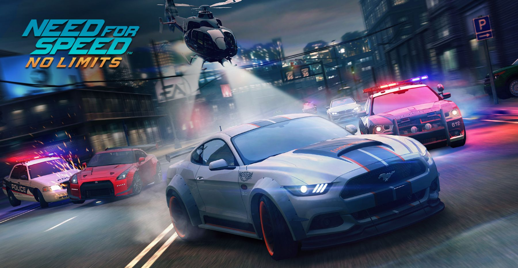 Need for Speed No Limits Now Available for Android/iOS ... No Limit Logo Google Images