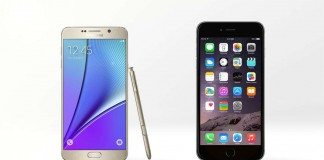 samsung note5 vs iphone 6 plus, samsung new tv ad