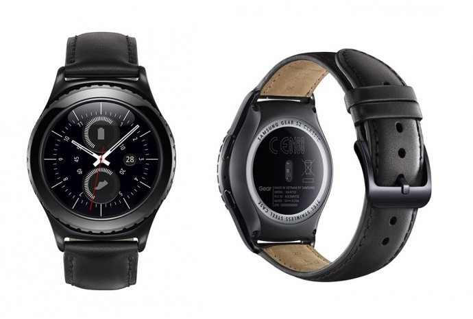 samsung gear s2 smartwatch launches