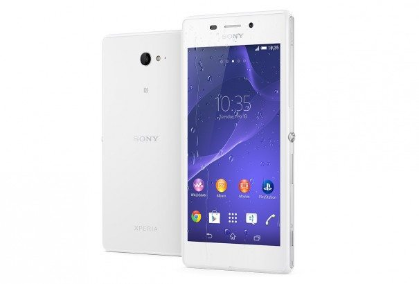 sony xperia m2 dual android 5.1 update