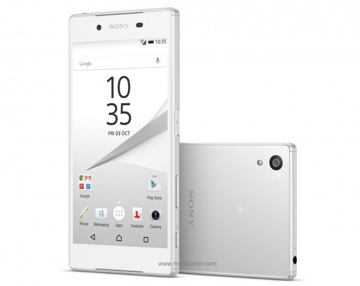 sony xperia z5 goes official, specification, image