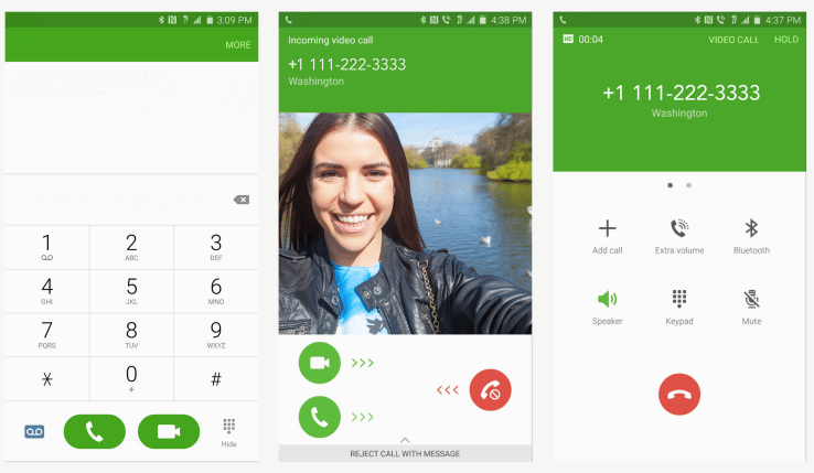 t-mobile announced video call feature