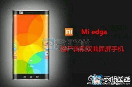 xiaomi mi edge, curved display xiaomi phone, leaks, specs