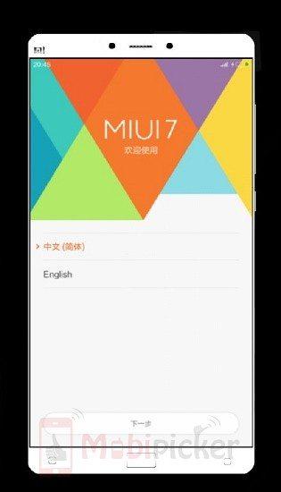 xiaomi mi note 2 renders, leak, specification, image