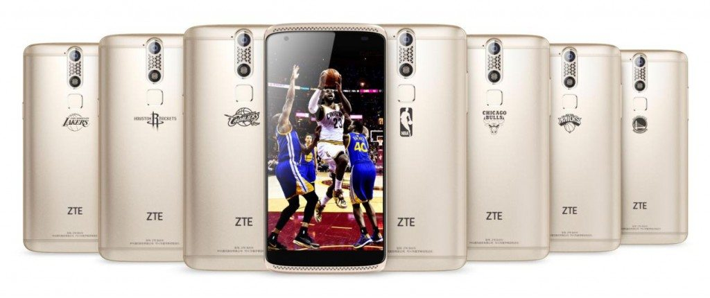 zte axon mini, axon mini nba edition