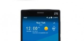 zte zmax 2, at&t, launch, price