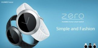 huawei honor zero smartwatch