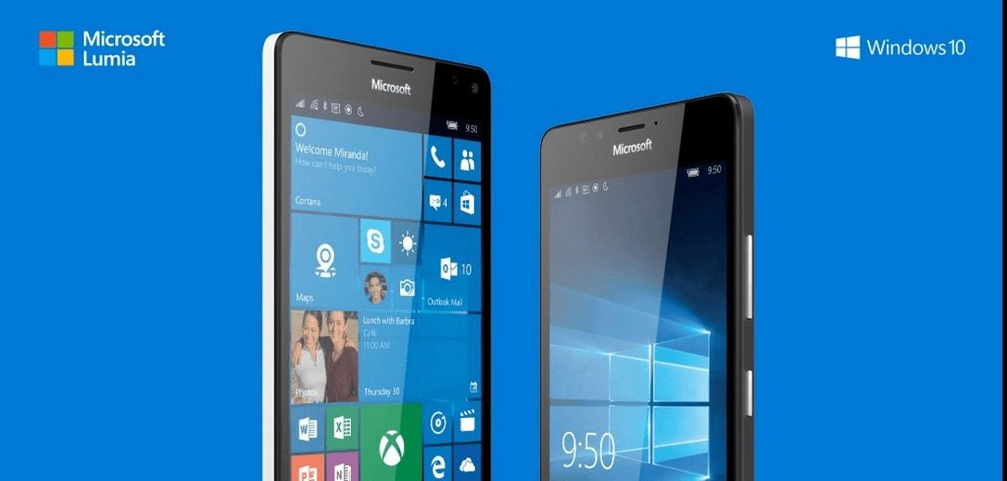 Windows 10, Lumia 950, Lumia 950 XL, first images, video