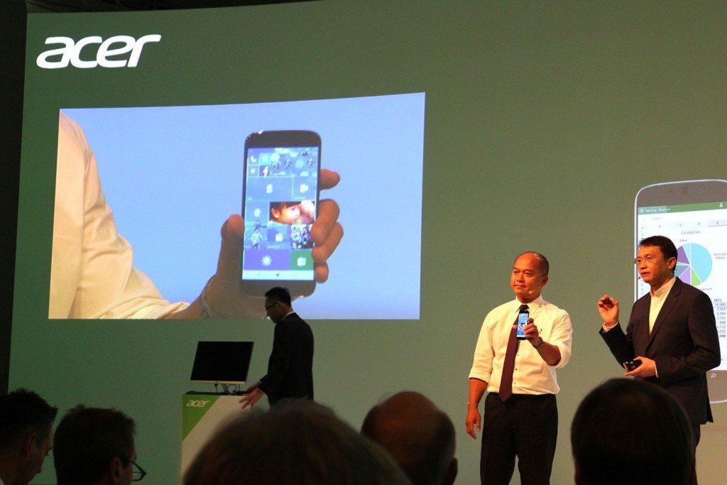 Acer, acer jade primo, Acer jade primo 2, continuum, windows 10, predator 6