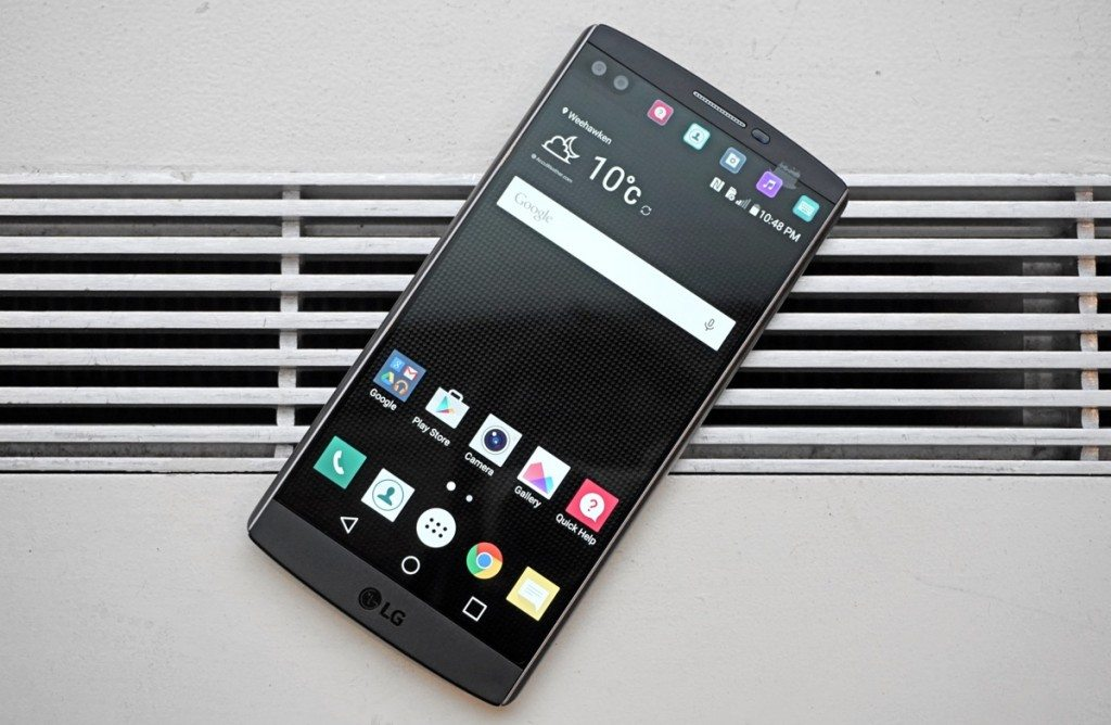 LG V10 Android 6 0 Marshmallow Update Released on Verizon