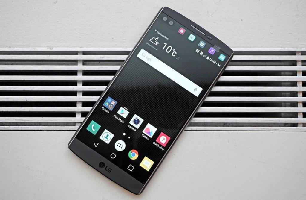 LG V10, LG G5