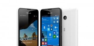 Microsoft, Microsoft Lumia 550, Windows 10, launch