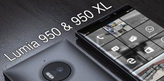 Windows 10, Microsoft, Lumia 950, Lumia 950 XL, first pictures