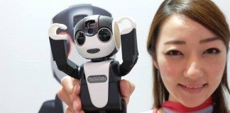 sharp, RoBoHoN, Robotic smartphone, Japanese Robot