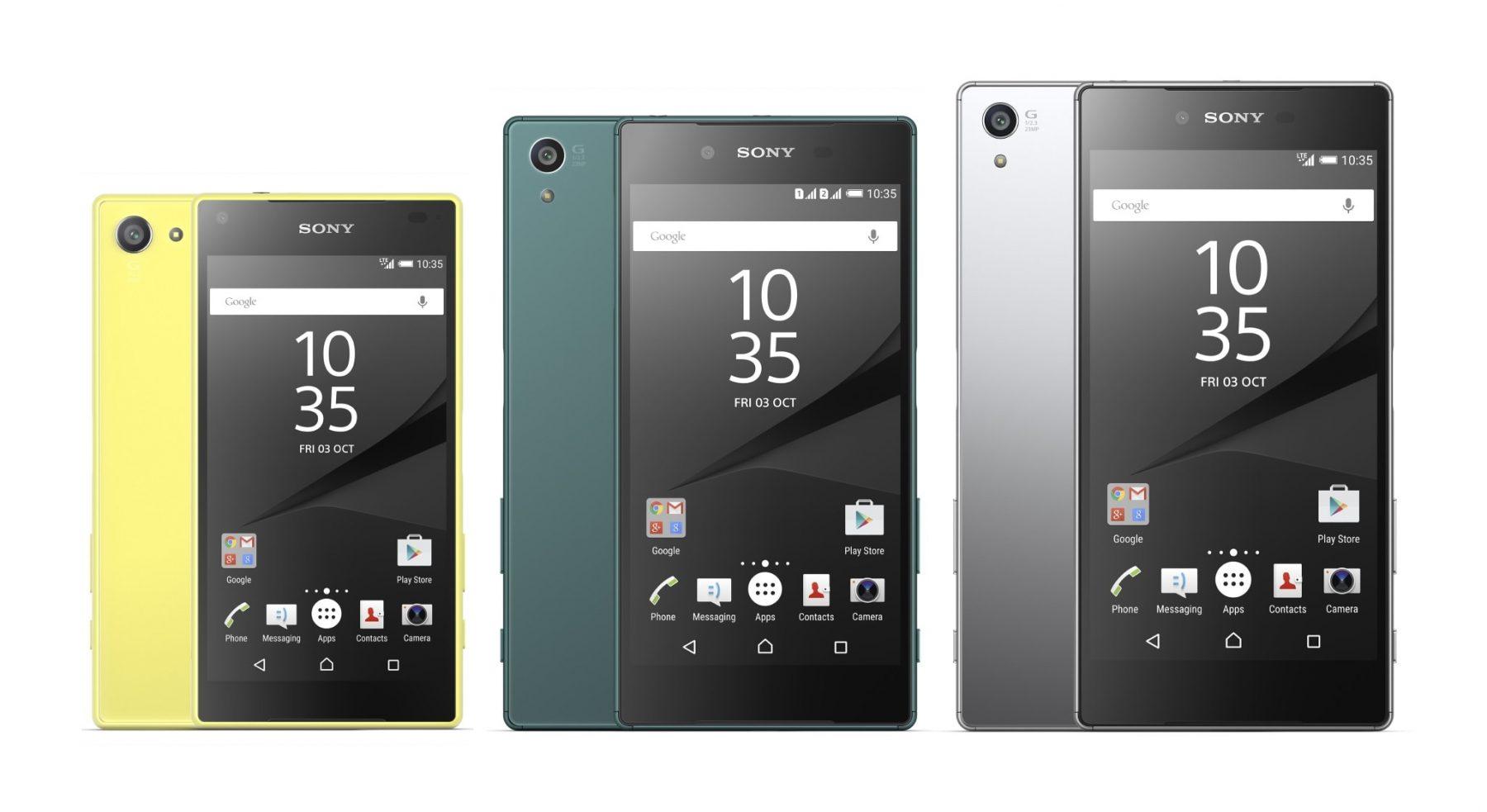 sony xperia z5 premium launch in India