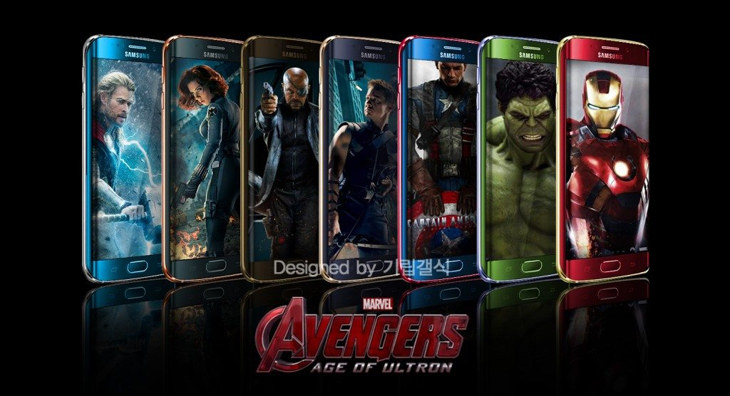 Avengers S6 Edge