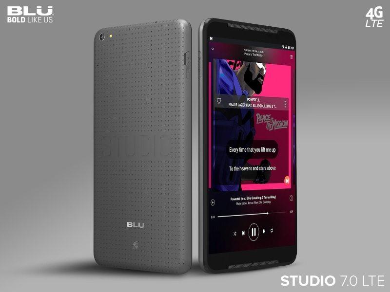 blue studio 7.0 lte