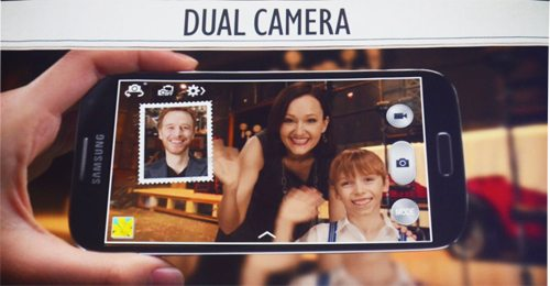 Samsung, Dual-camera technology