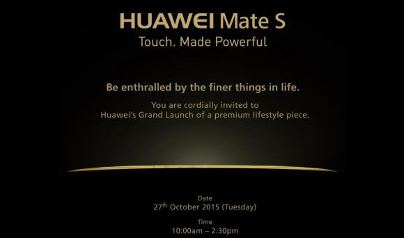 huawei mate s, malaysia launch, details, price