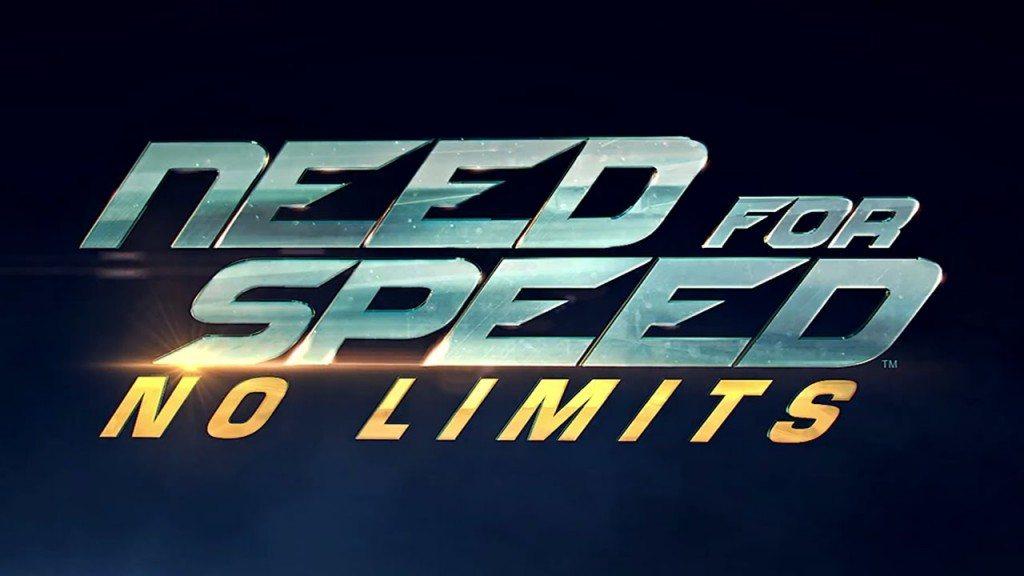 NFS No Limits Logo