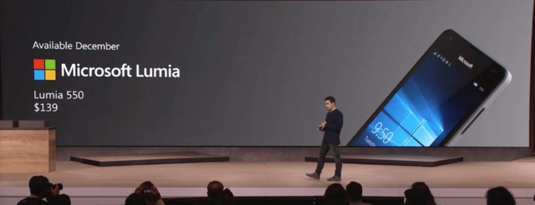 microsoft lumia 550, price