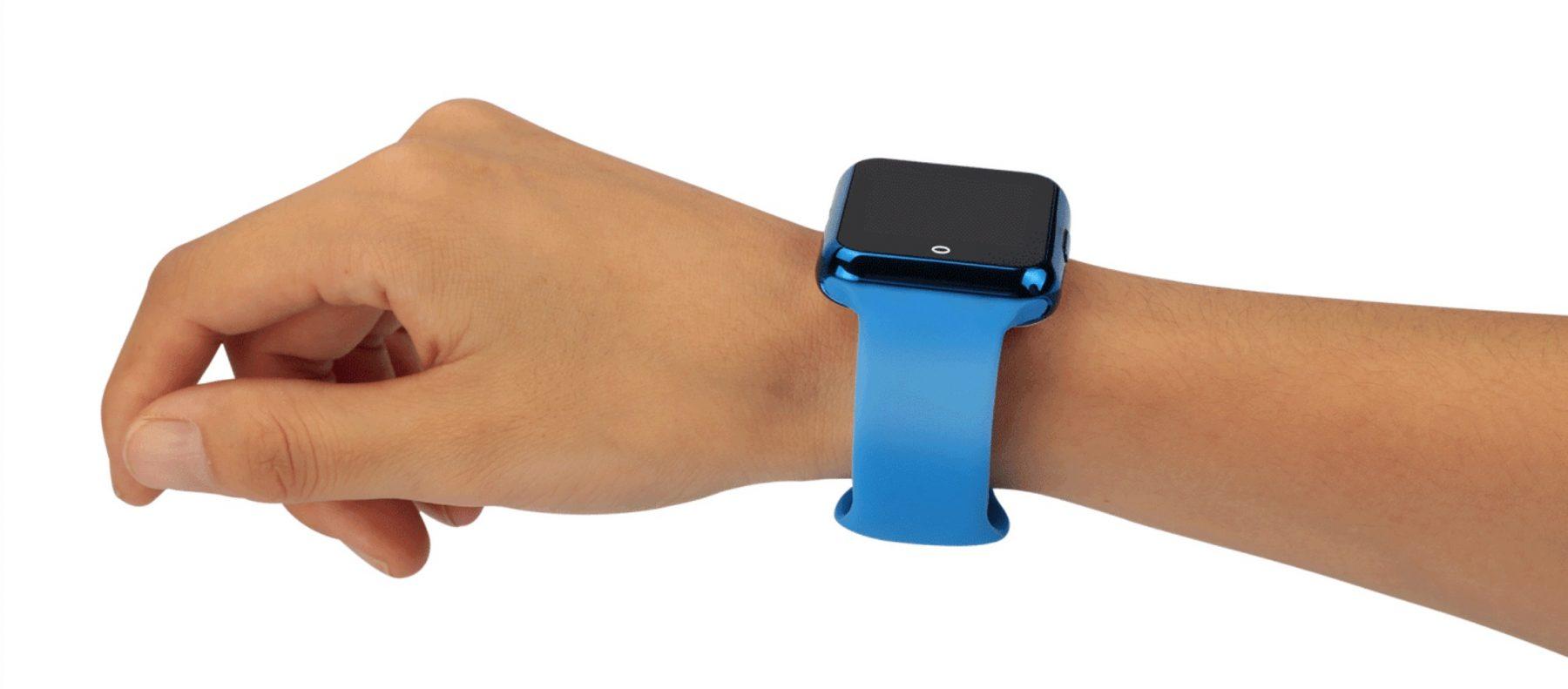 no.1 d3 smartwatch image