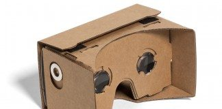 Google, Google Cardboard, Virtual Reality, 100 countries, 39 Languages