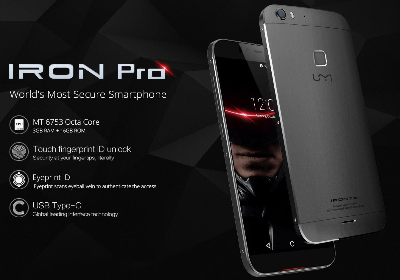 umi iron pro launched