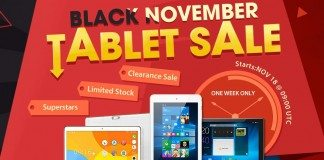Everbuying Black November Promotion
