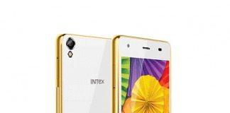 Intex Cloud Flash launch india