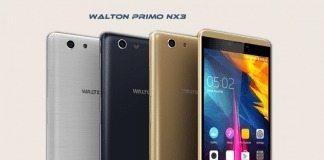 Walton Primo NX3 launch, specs