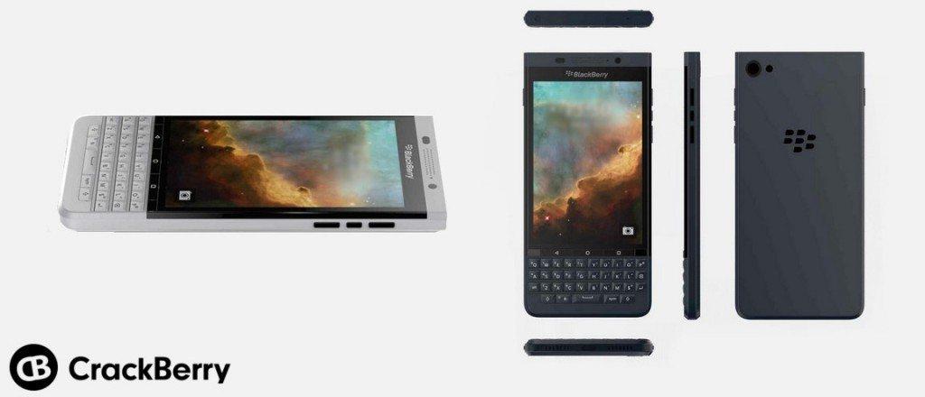 blackberry vienna, blackberry priv