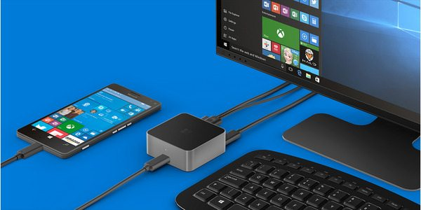 microsoft display dock for lumia 950 xl