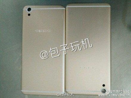 oppo phone looks iphone 6 plus