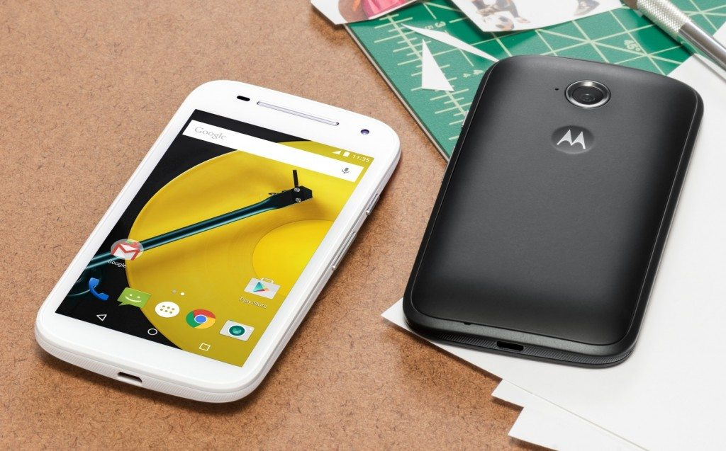 moto e 2nd gen android marshmallow