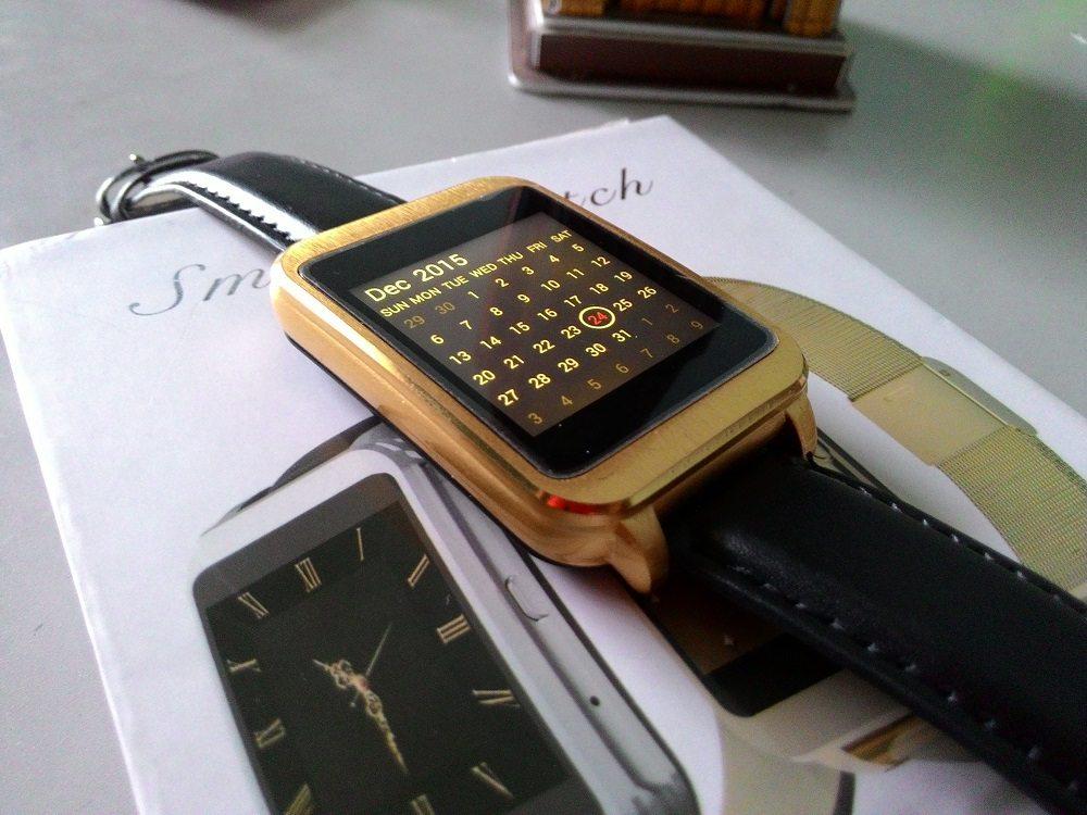 i95 Android Smartwatch calendar