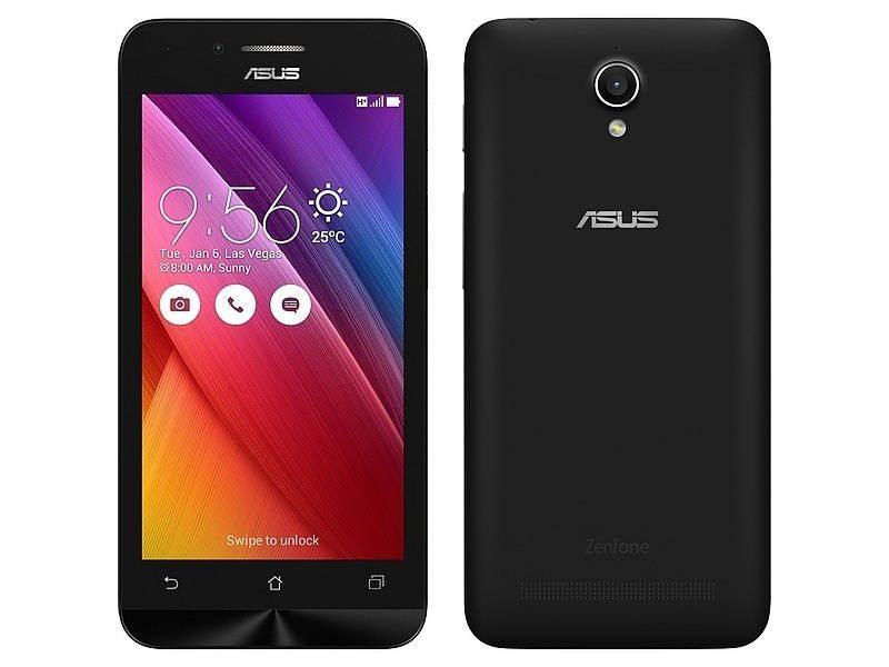 asus zenfone go 4.5 india launch